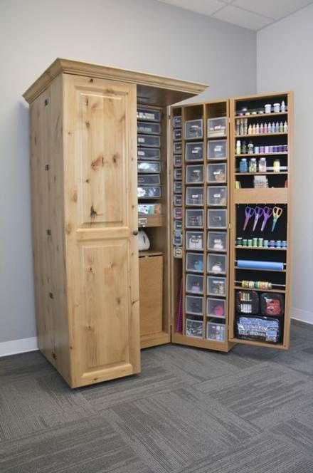 Best New Craft Room Closet Ideas Awesome 20 Ideas Craft 400 x 300