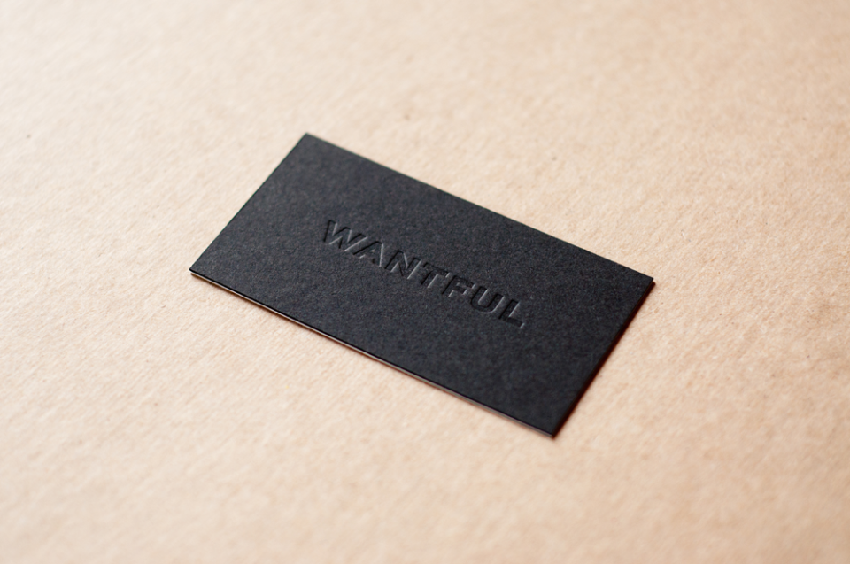 20 Minimal Designed Business Cards | Business cards, Minimal and ...
