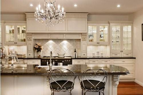 Modern French Country Kitchen Decor The Interior Design Inspiration Board