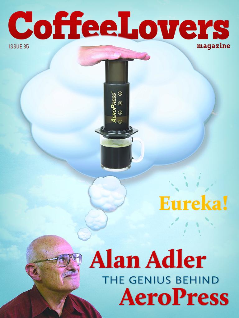 Alan Adler - The Genius Behind #AeroPress