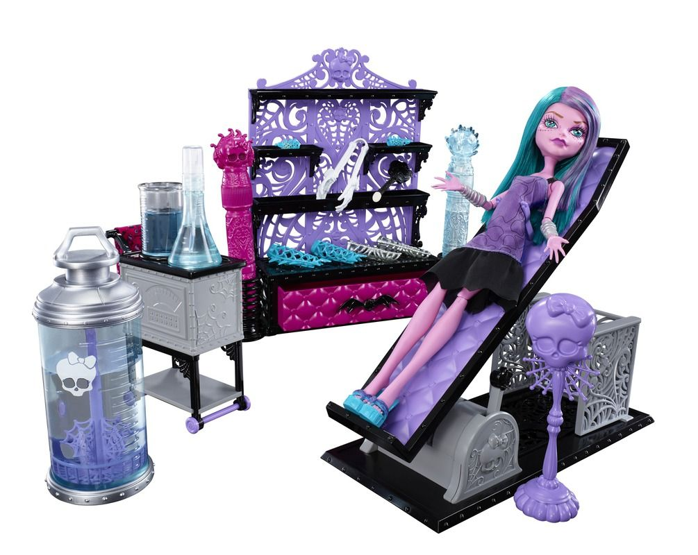 how to make a monster high doll