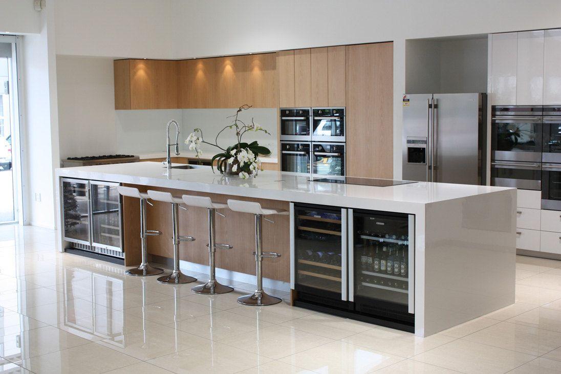 Gloss floor tiles kitchen kitchen ideas pinterest modern