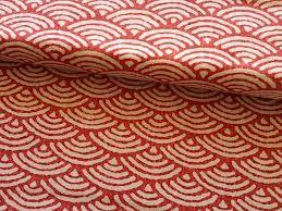 Olas japonesas coral Wave design