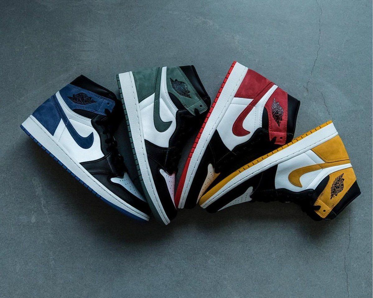 "128f2924fb5 The Air Jordan 1 ""Best Hand in the Game"" collection releases May 5th ..."