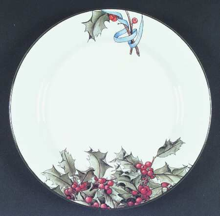 Gien China Le Houx At Replacements Ltd Christmas Dinnerware Christmas Tableware Porcelain Painting