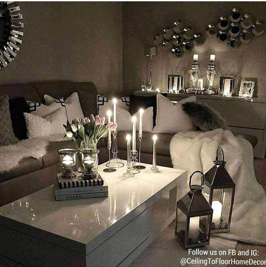Living Room Interior Cost Di 2020 Ruangan Minimalis