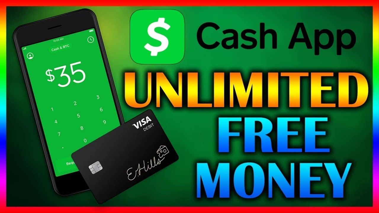 CASH APP Money Adder How To Get Free Cash App MoneyAll