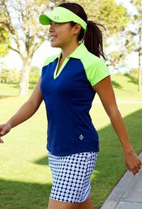 ba0492cc12f20f Womens Plus Size Golf Apparel