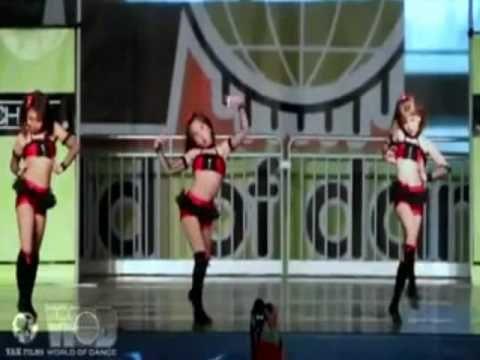 Little girls can dance!! same kids from earlier videos