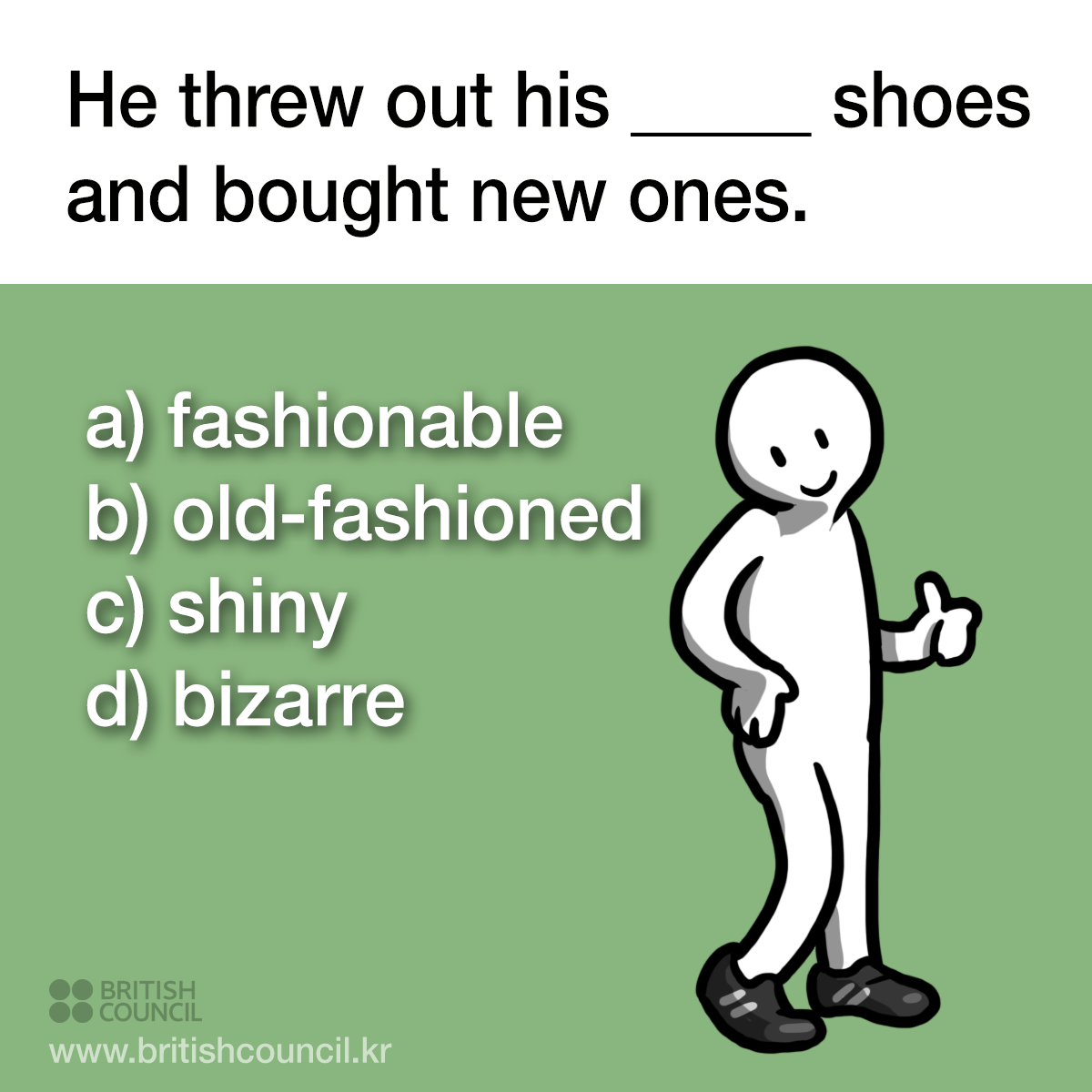British Council British Council Teaching English Quizzes [ 1200 x 1200 Pixel ]