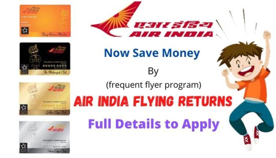 airindia flyingreturns ️ ️Air India Flying Returns