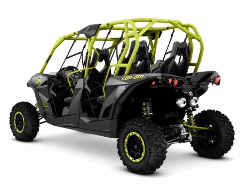 New 2016 Can Am Maverick Max X ds Turbo 1000R ATVs For Sale in