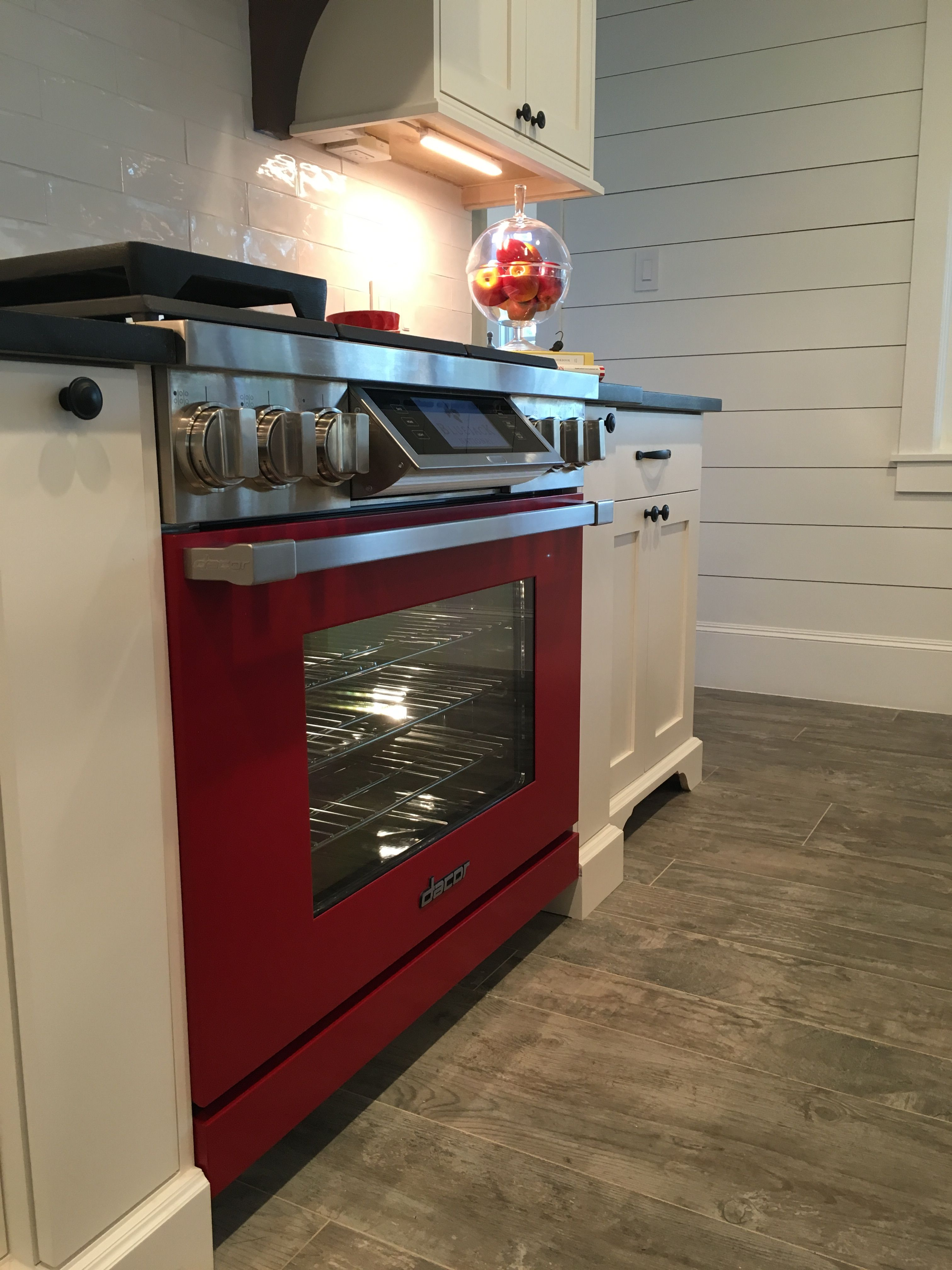 Dacor appliances featured in this project: 36-inch custom ...