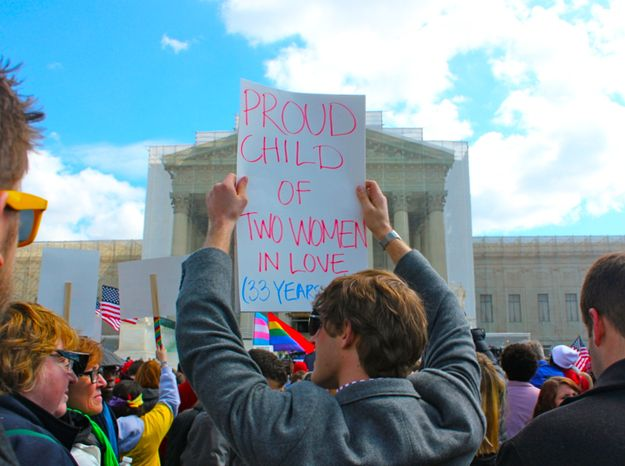 49 Powerful Living Arguments in Favor of Gay Marriage  Love is Love. <3