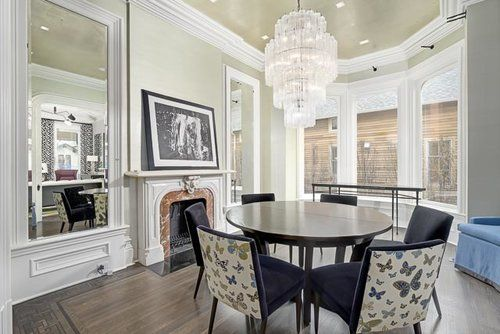 Dining room designed by james thomas chicago