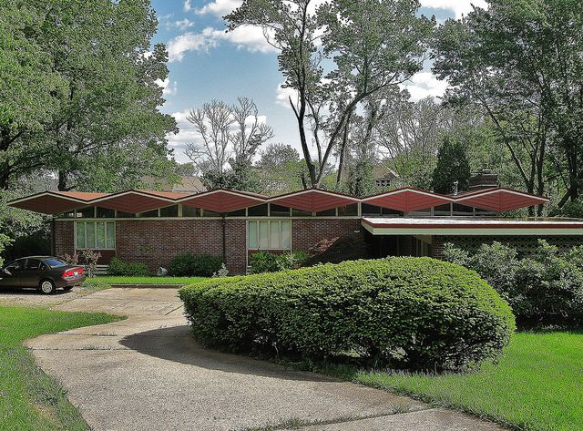 Mid Century Modern House In Wyoming Ohio By Dan Stiver