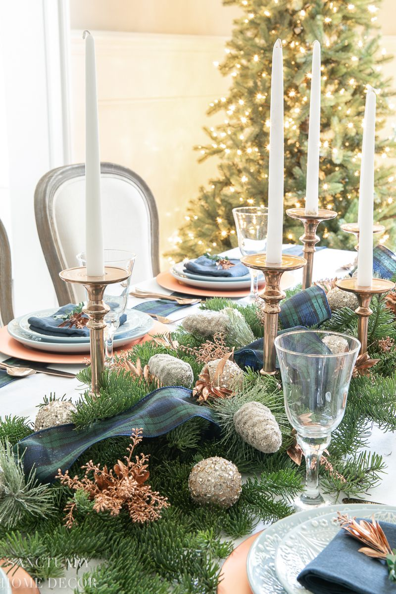 46++ Easy christmas centerpieces inspirations
