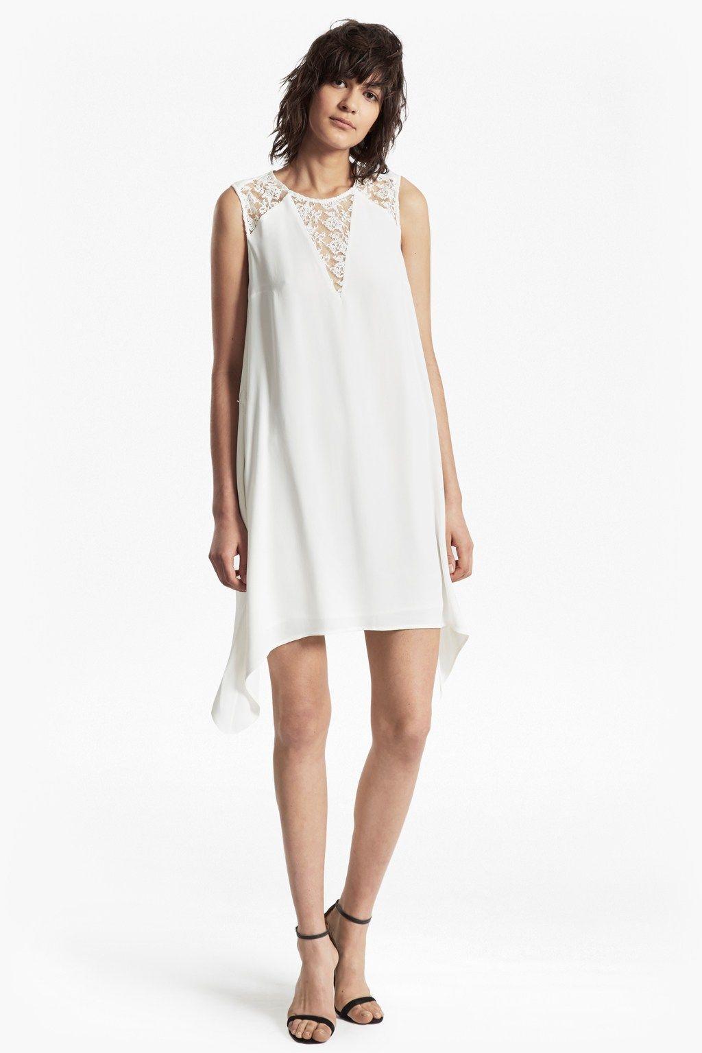 Lioness goddess backless maxi dress white long sleeve