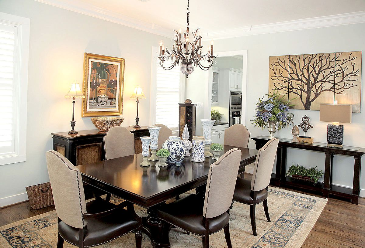 Delicieux Dining Room And Interior Design By Susan McDermott Of Star Furniture, West  Houston, TX