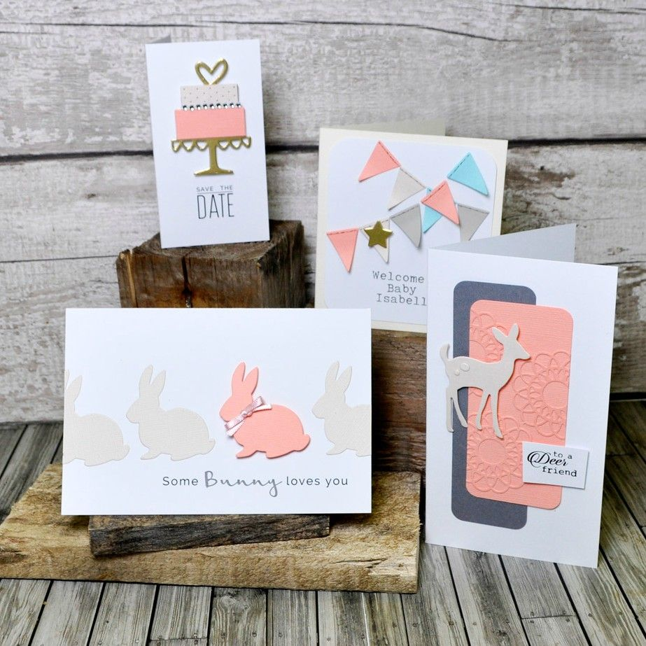 Sizzix Card Making Ideas Part - 24: We Spy A My Life Handmade Die! Cute Little Card For Every Occasion! - Card  Making - Papercrafts - Die Cutting - Craft Inspiration
