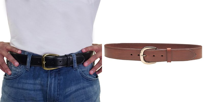 Pin by Galco Gunleather on Galco's Belts | Belt, Brass