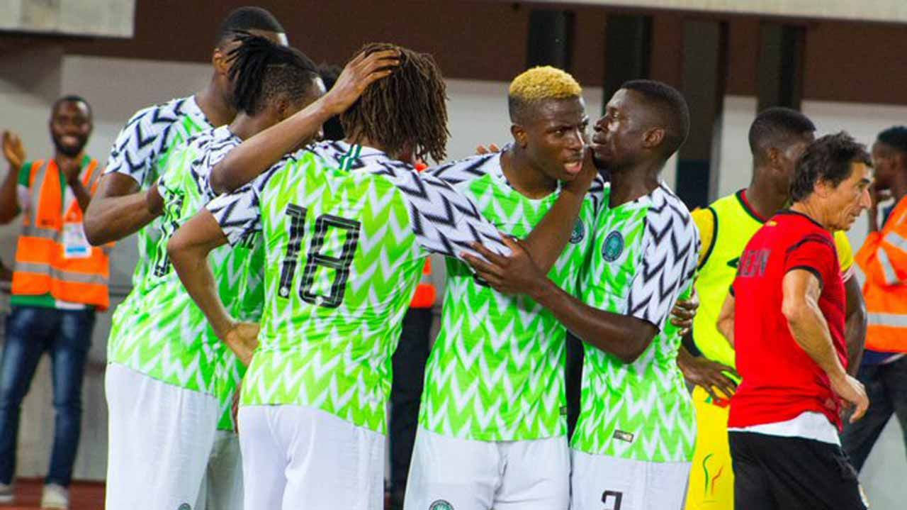 Nigeria Super Eagles Instagram Hacked Before 2022 Fifa World Cup Drawsport The Guardian Nigeria News Nigeria And World News In 2020 2022 Fifa World Cup Fifa World Cup Fifa