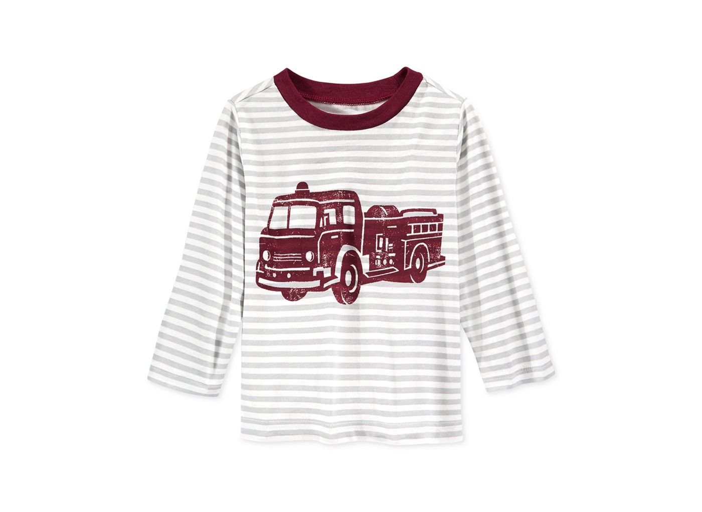 First Impressions Baby Boys' Fire Truck T-Shirt - Baby Boy (0-24 months) - Kids & Baby - Macy's