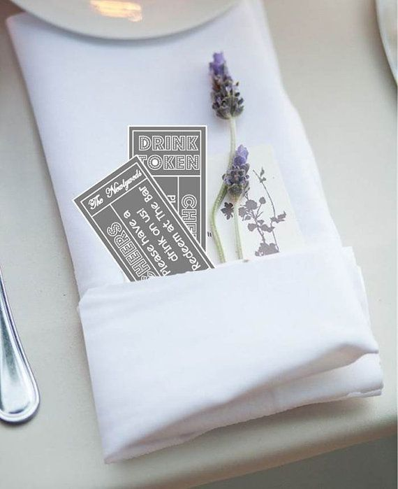 printable drinks token tickets wedding reception drinks tickets