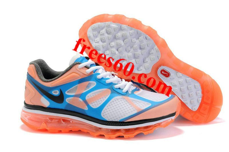Buy Womens Nike Air Max 2012 Shoes WhiteBlueLight OrangeBlack For Sale  from Reliable Womens Nike Air Max 2012 Shoes WhiteBlueLight OrangeBlack  For