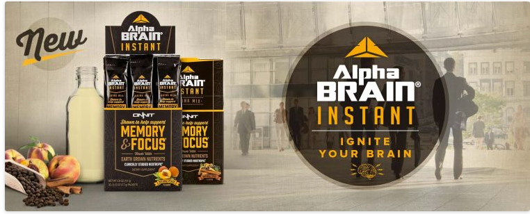 Alpha Brain Instant Is One Of The Popular And Healthy Brain Boosting