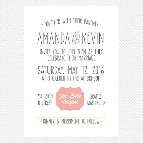 Hey i found this really awesome etsy listing at httpsetsy simple seal wedding invitations will ensure that every seat is filled on your wedding day enjoy thousands of customization options instantly online stopboris Image collections
