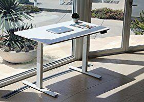 Smartdesk bureau debout avec adjustble électrique hauteur cm