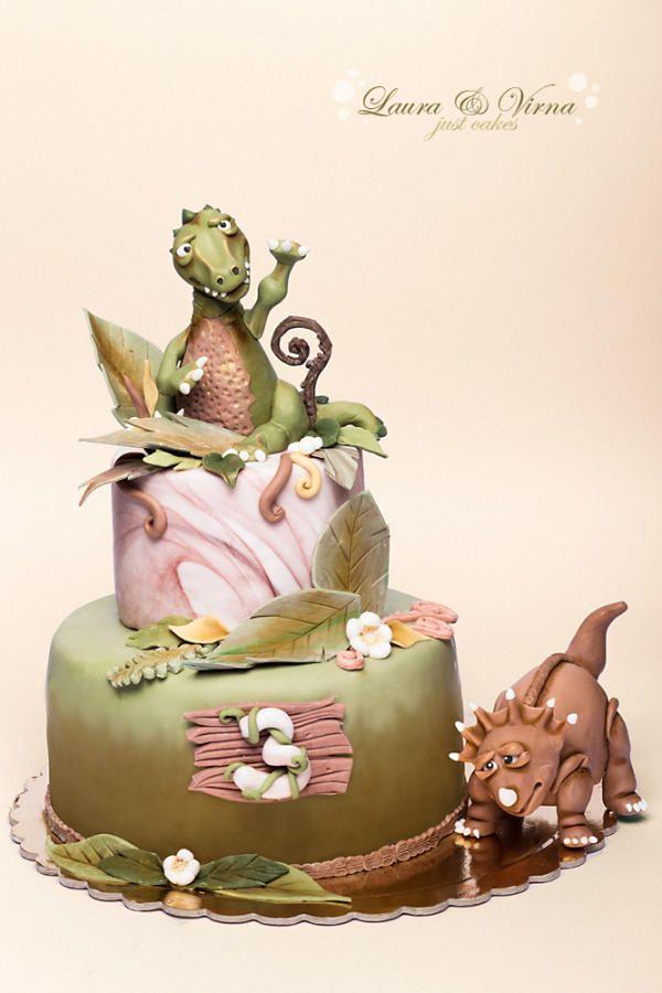dinosaurs dino cake pinterest torten torten f r jungs und kuchen. Black Bedroom Furniture Sets. Home Design Ideas