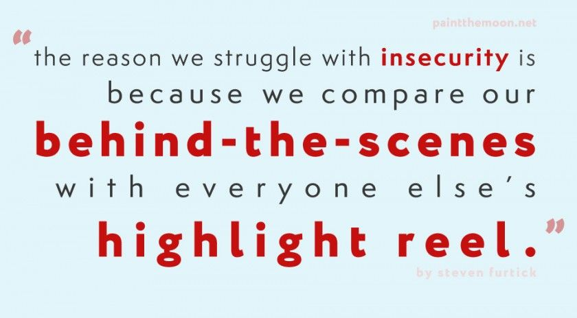 Confidence Inspiration Comparison | random | Pinterest