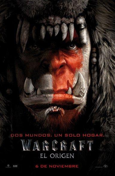 Warcraft El Origen 2016 Tcscreener Latino Http Cinefire Tk Poster De Peliculas Warcraft Pelicula Peliculas Fantasia