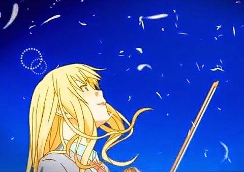 Shigatsu Wa Kimi No Uso 2nd Op Nanairo Symphony Lyrics Your Lie In April Symphony Lyrics Anime
