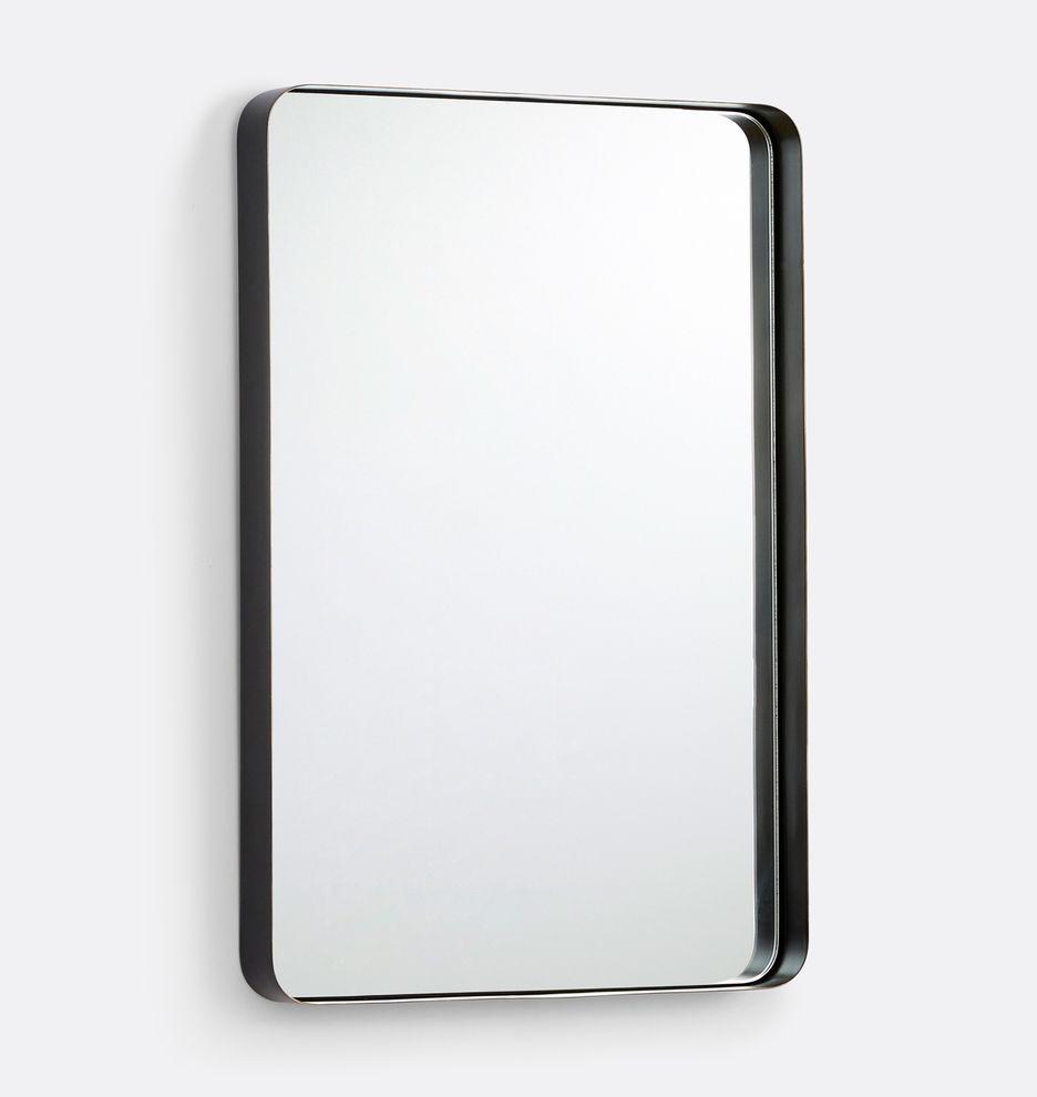 Oil Rubbed Bronze Deep Frame Mirror
