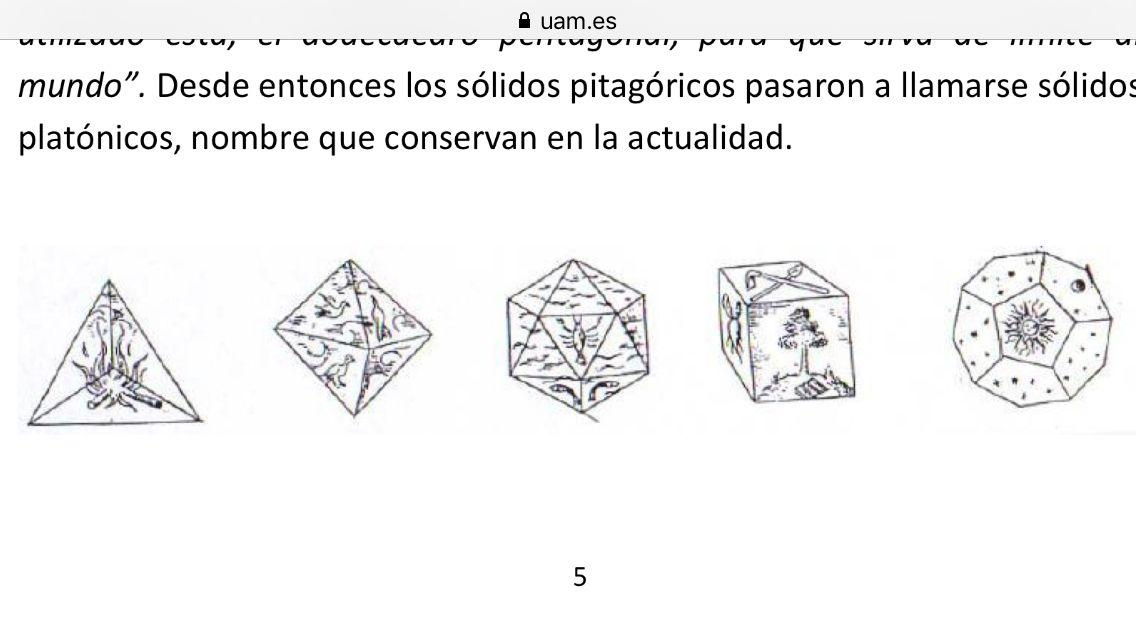 Sólidos Euclides
