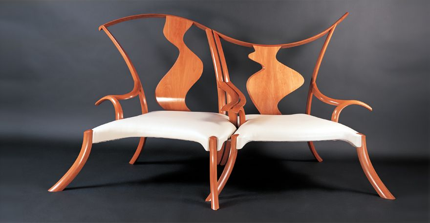 Love Chairs Vers 4 Designed by David Savage
