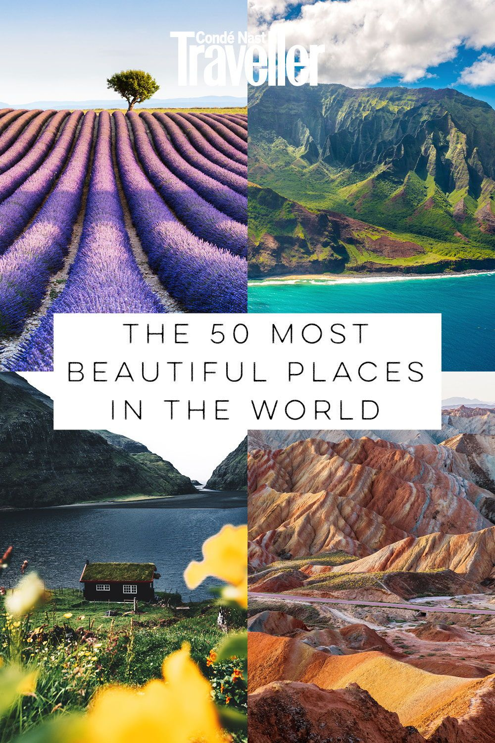 Most Beautiful Places To Travel