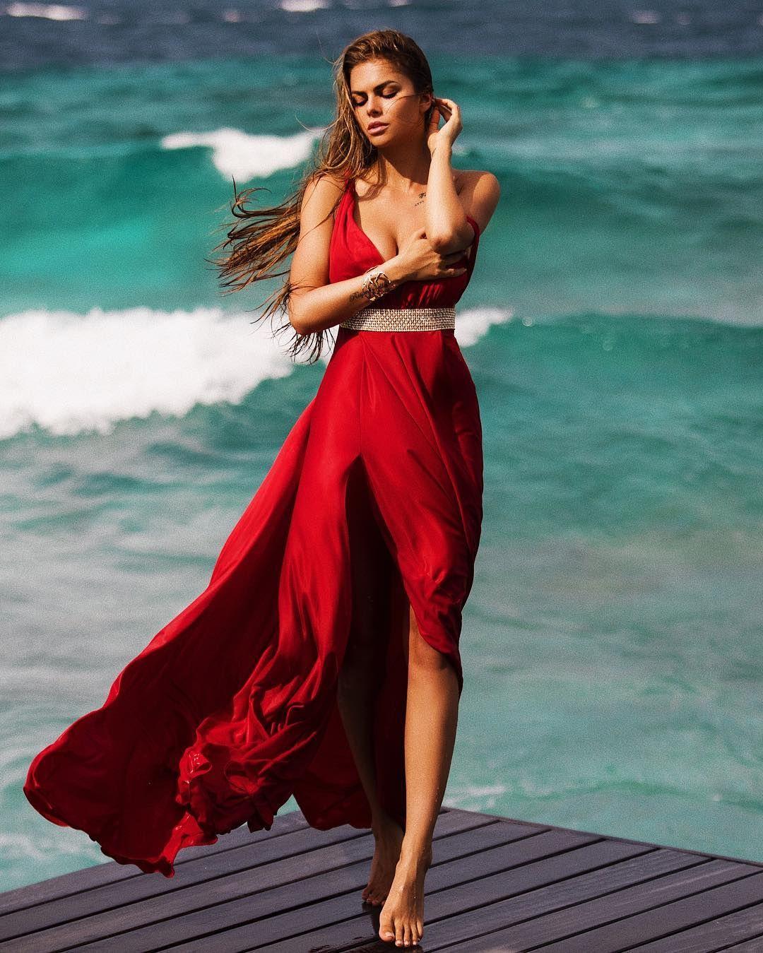 Sexy latina women modeling