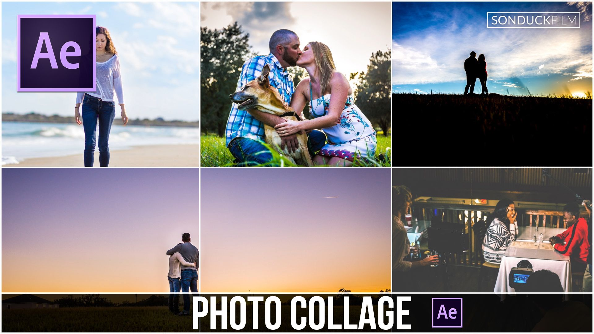 Pin by Davis Images on after in 2020 Photo collage