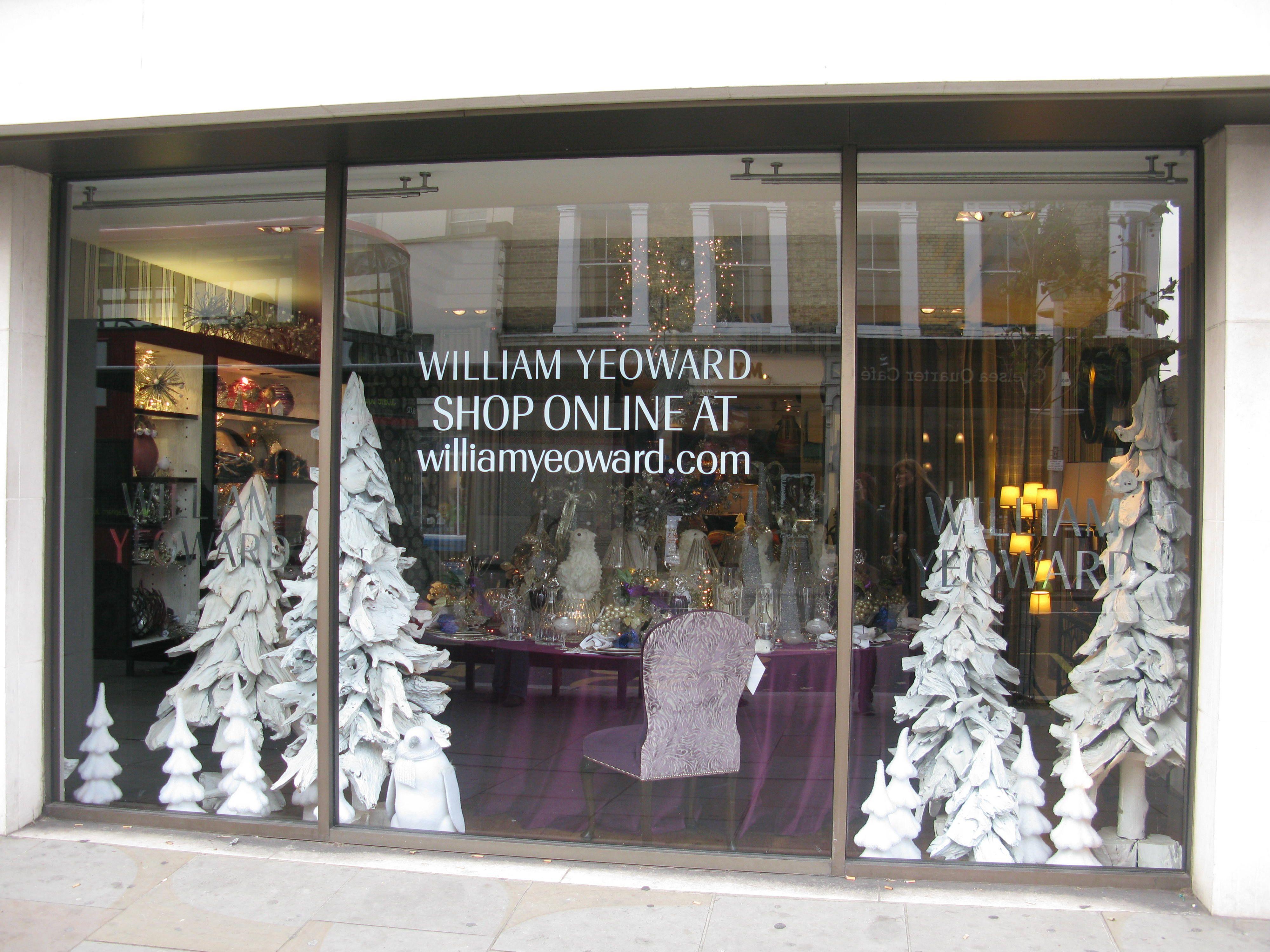 Freelance Visual Merchandiser Christmas Window Display Christmas Window Window Display
