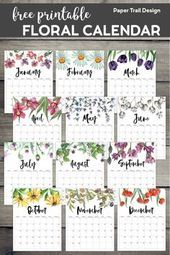 Most current Free of Charge printed calendar ideas Thoughts The newest season is just around the corner whilst this is the perfect season setting brand-new file sizes and...  #calendar #Charge #current