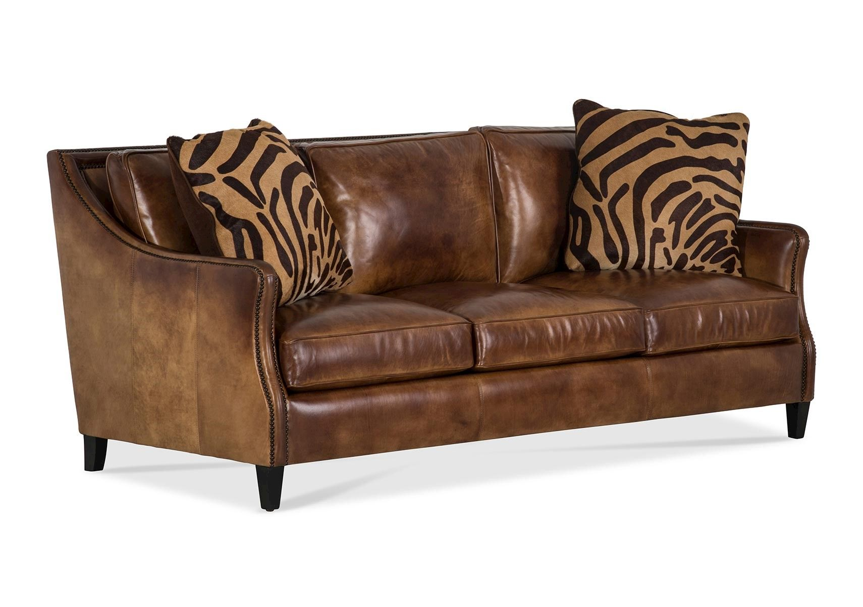 Lacks Hopkins All Leather Sofa