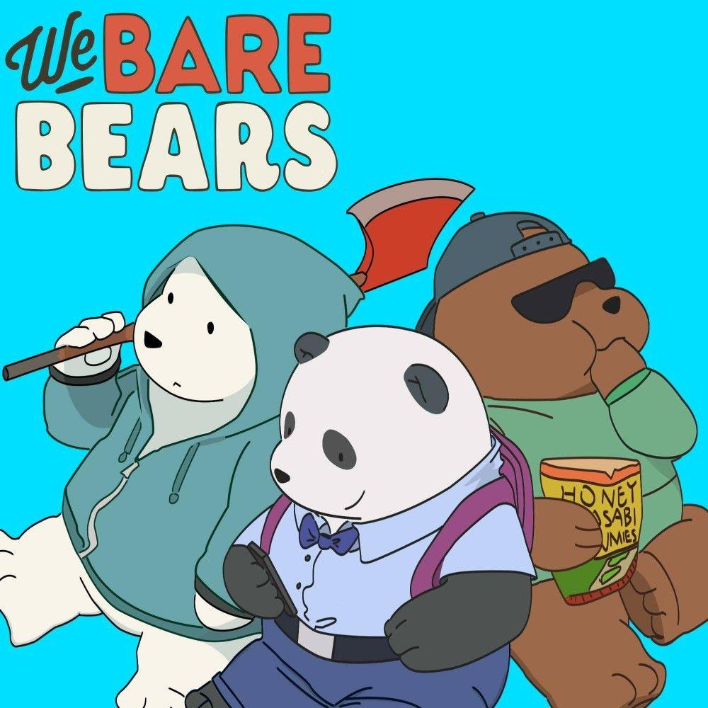 Pin Di We Bare Bears