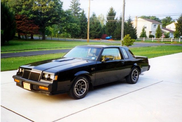 1984 Buick Grand National Pictures Cargurus Buick Grand National Grand National Buick