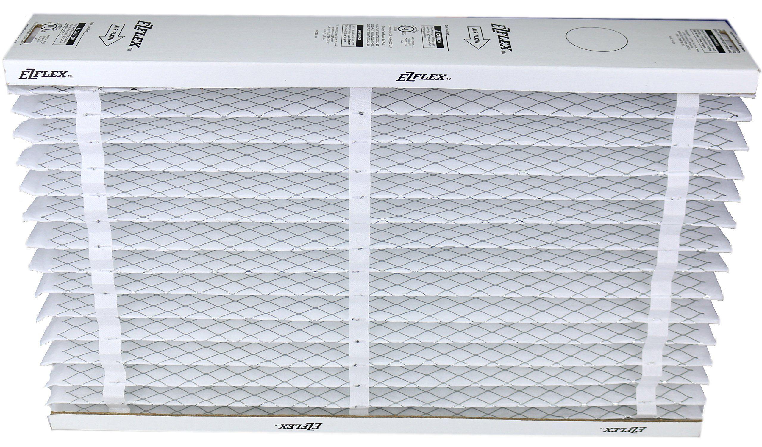 Carrier Bryant Expxxfil0020 20 X 25 X 5 Merv 10 Ez Flex Air Filter Ad Carrier Ad Bryant Merv Air Merv Air Filter Lights Air Filter