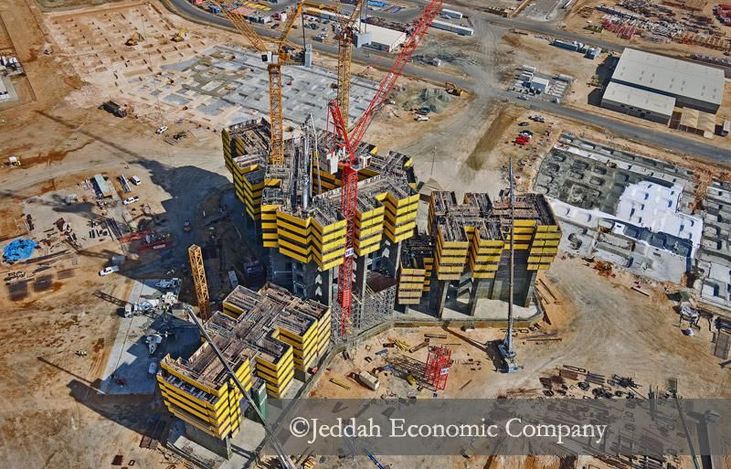 JEDDAH | Kingdom Tower | 1000m+ | 3281ft+ | 167 fl | U/C
