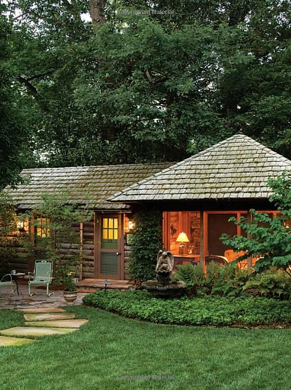 stylish sheds and elegant hideaways big ideas for small backyard rh pinterest com